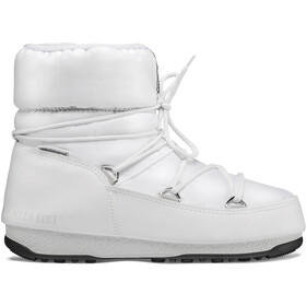 Moon Boot Low Nylon WP 2 Winterstiefel Damen white